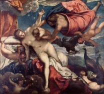 L'origine della Via Lattea, Tintoretto - Stampe e docrazione d'arte su My Collection.it