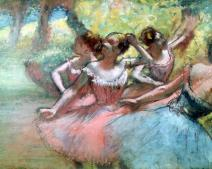Quattro ballerine