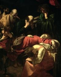 """""""La Morte della Vergine 1605-1606"""""""