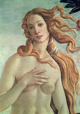 Nascita di Venere 1482-1485