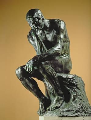 Il pensatore mycollection for Rodin scultore