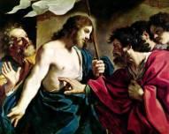 Incredulità di San Tommaso - 1622