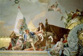 La gloria della Spagna 1762-1766