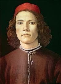 Ritratto virile - 1480 (Botticelli)