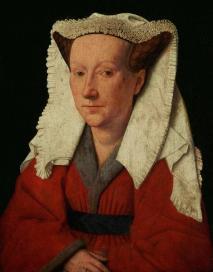 Margaret van Eyck - 1439 (Jan van Eyck)