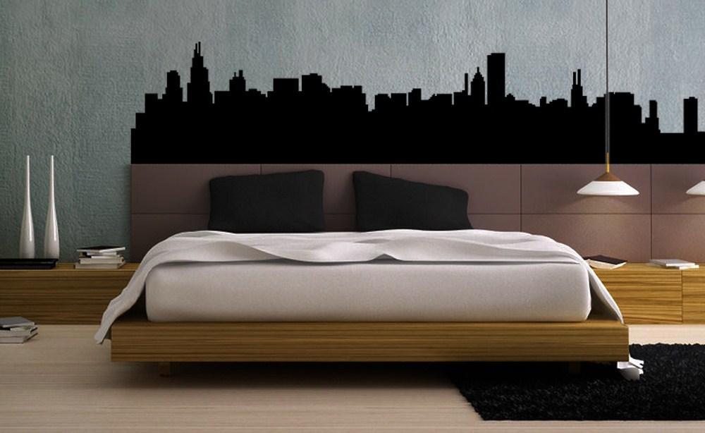 Adesivi murali per decorare le pareti scegli i pi originali mycollection magazine - Decorazioni murali per camere da letto ...