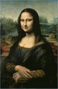 La Gioconda (1503-1506), Parigi, Musée du Louvre