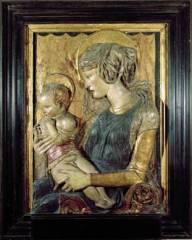 Madonna con Bambino - Donatello