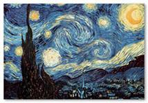 Cielo stellato, Van Gogh - Il blu è il colore della bellezza