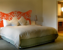 Testata letto wall stickers - My Collection