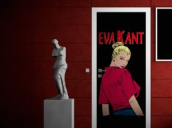 Eva Kant, compagna di vita e di avventure di Diabolik